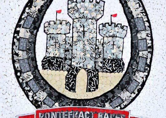 Artist's impression of Pontefract logo