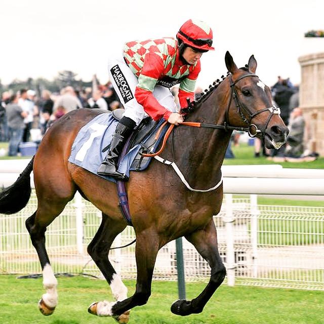 Jockey Becky Smith