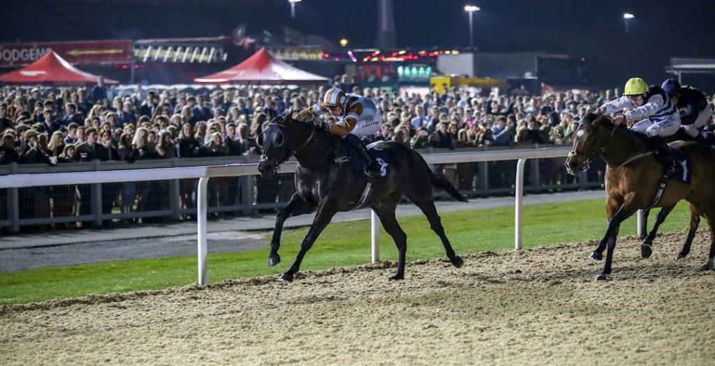 Newcastle racing photo