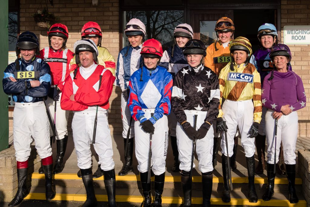 Hereford Charity Race Lineup