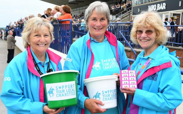 Beverley Charity Racenight