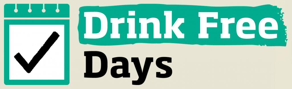 Drink free days graphic