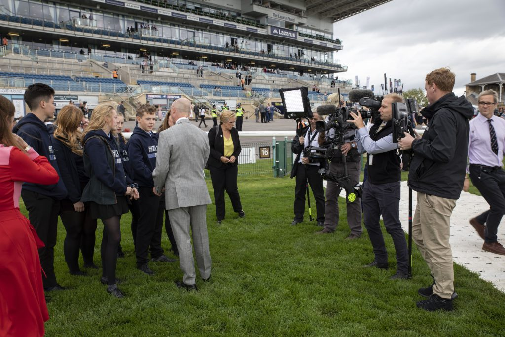 Take The Reins at Doncaster with ITV Racing