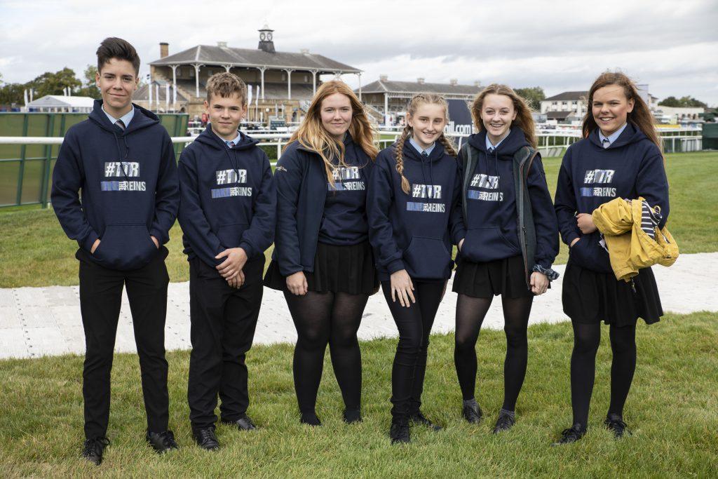 Take The Reins Programme Showcase - Malton High School