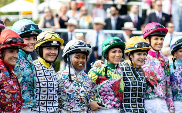 Magnolia Cup riders Khadijah Mellah