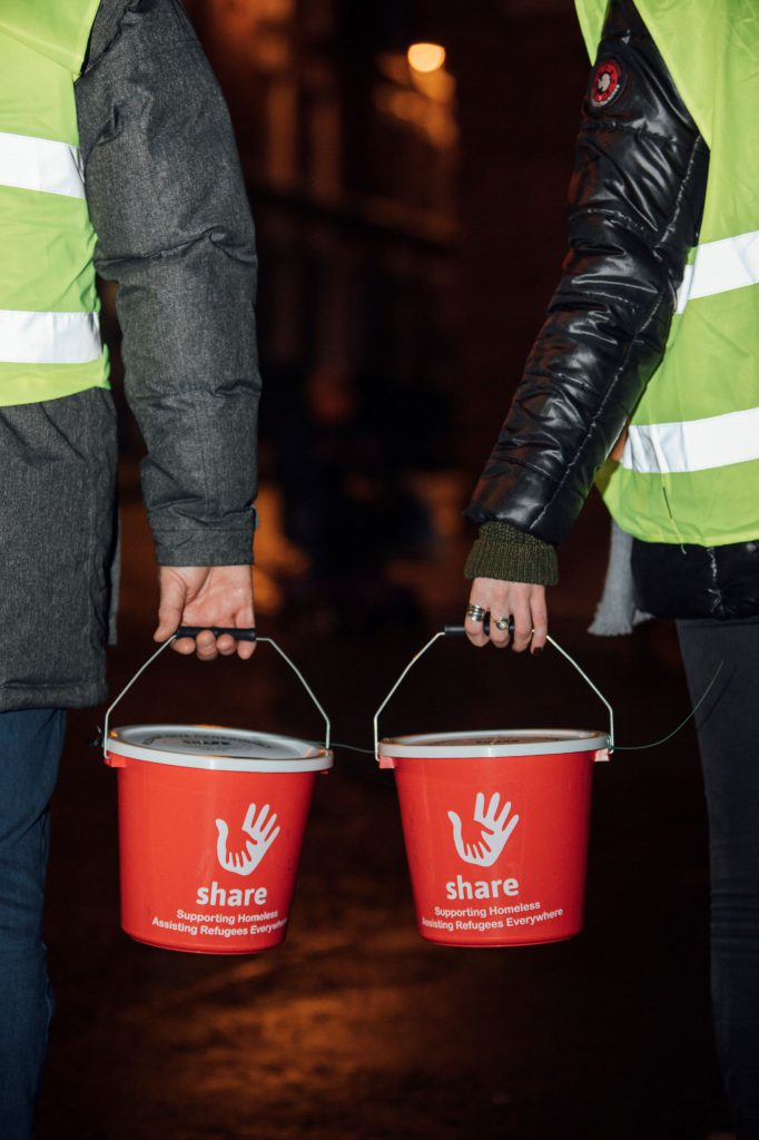 Chester fireworks fundraisers