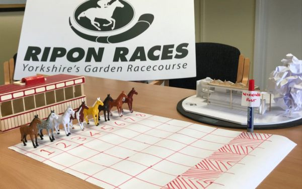 Ripon Charity Toy Horse Race